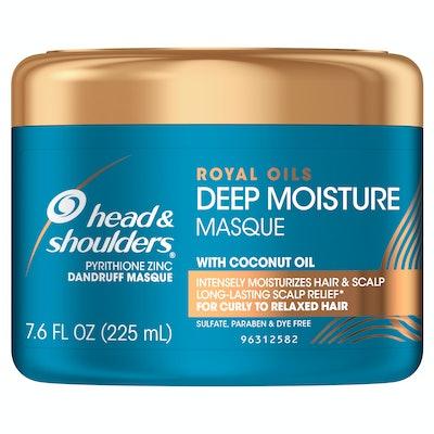 Royal Oils Deep Moisture Masque