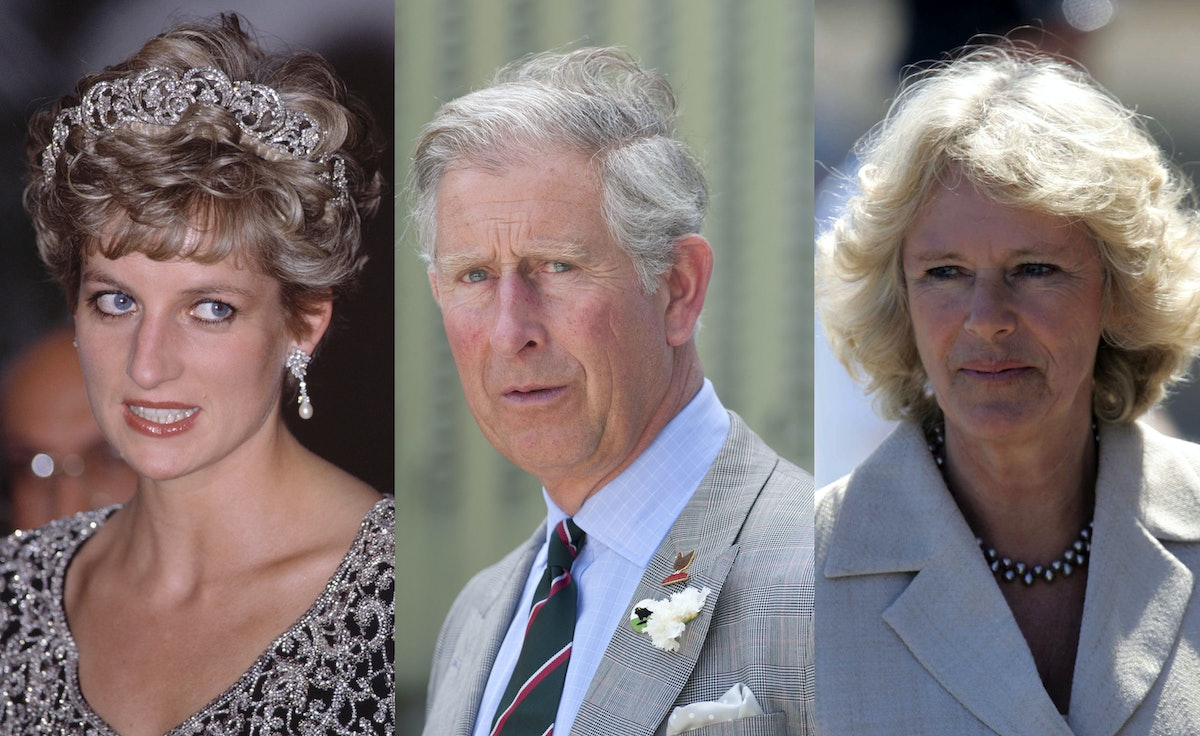 Princess Diana Discovered Prince Charles' Affair With Camilla Parker Bowles In The Most Devastating Way