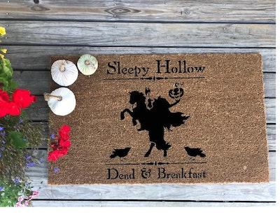 Sleepy Hollow Dead and Breakfast Door Mat