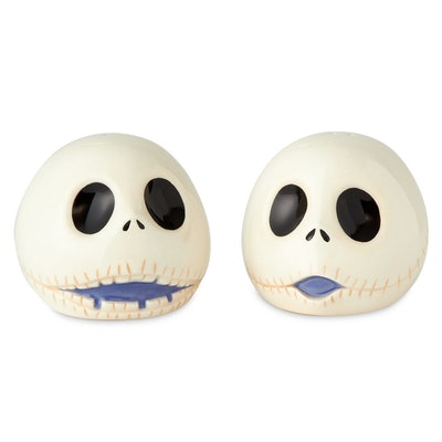 Jack Skellington Salt and Pepper Shaker Set