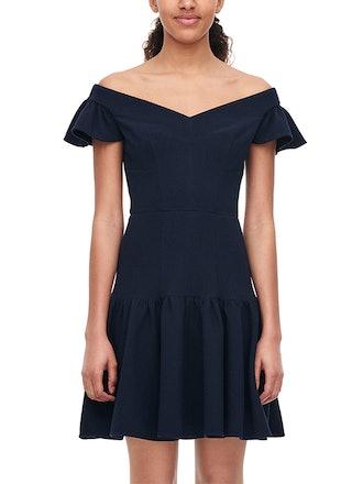 Stretch Texture Dress