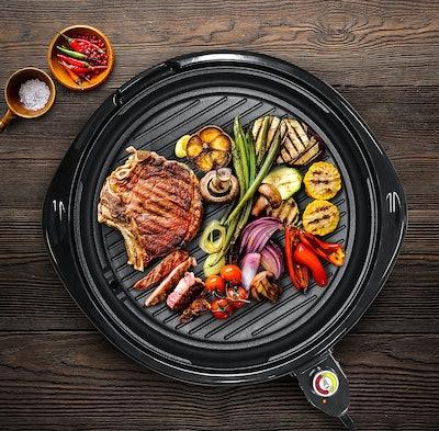 Elite Gourmet Indoor Grill