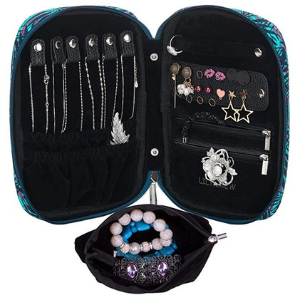 Lily & Drew Jewelry Carrying Case