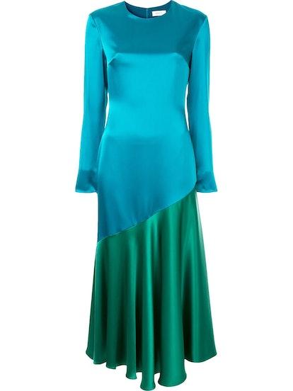 Greta Color-Block Dress