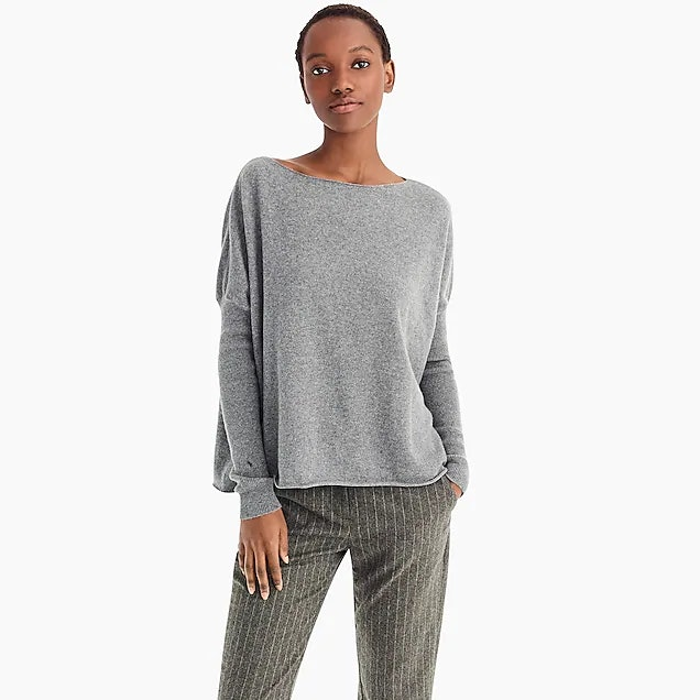 d61ab90111e7 Demylee's J.Crew Collection Has Colorful, Lounge-Worthy Knits You Can Wear  From Head To Toe