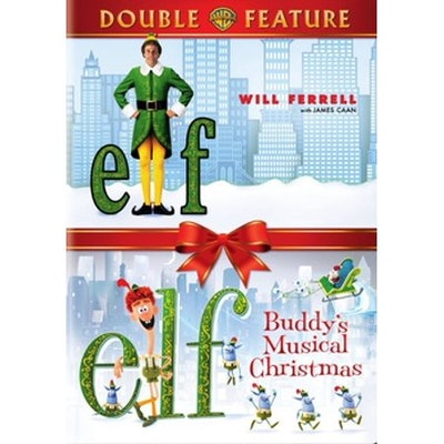 Elf/Elf Buddy's Musical Christmas DVD