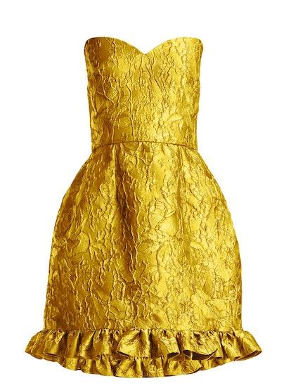 Golde Jacquard Mini Dress