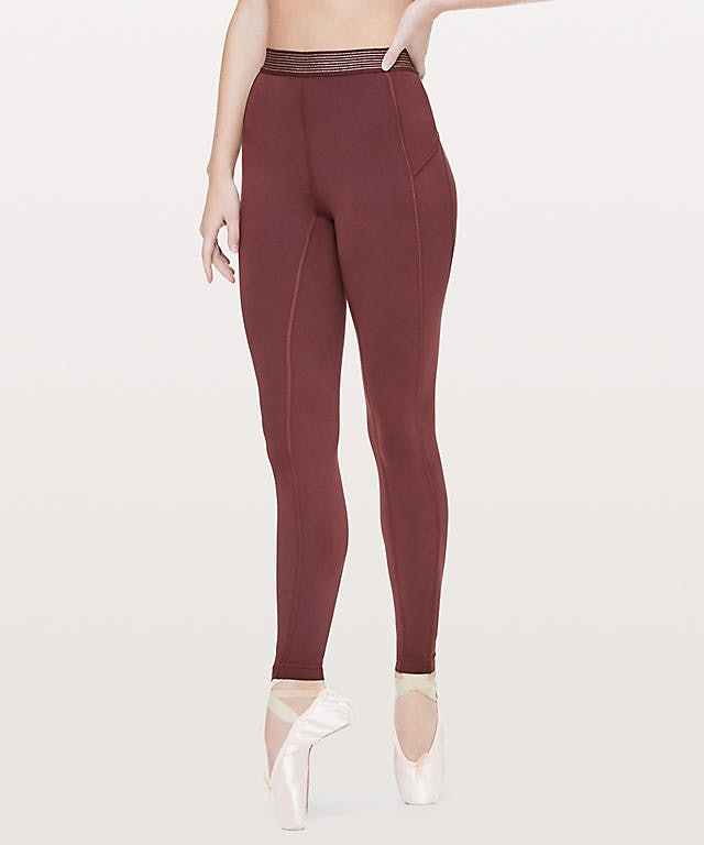 3a6d59773 lululemon s Royal Ballet Collection Will Replace Your Old Workout Gear In  The Prettiest Way
