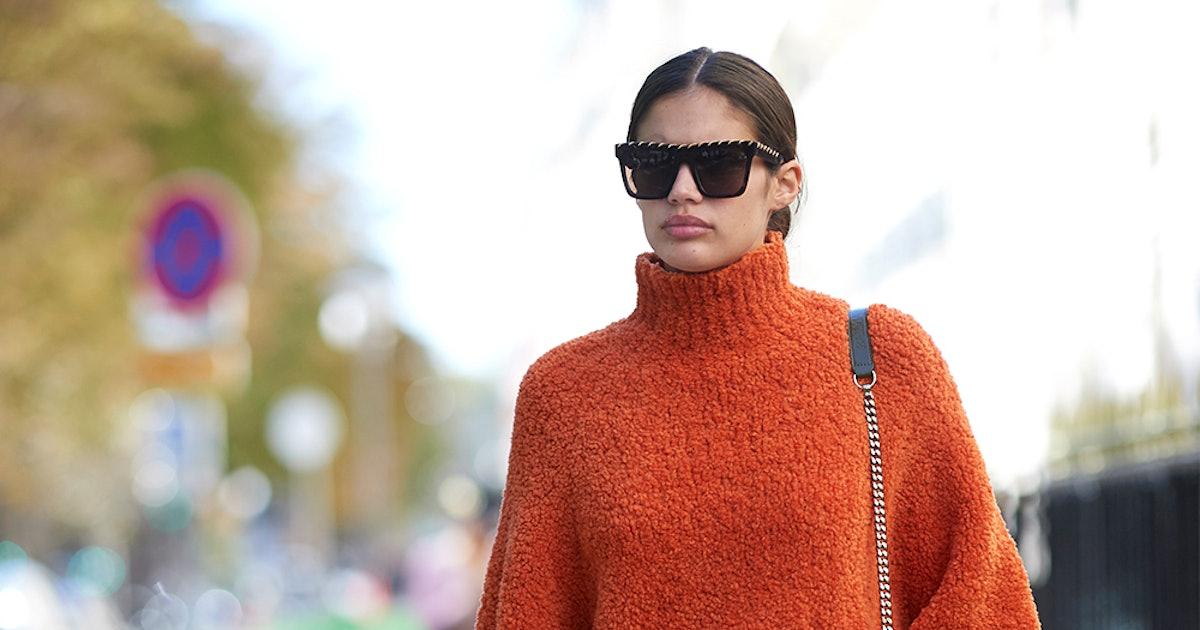 8 Orange Outfit Ideas Inspired By Bella Hadid & Sara Sampaio