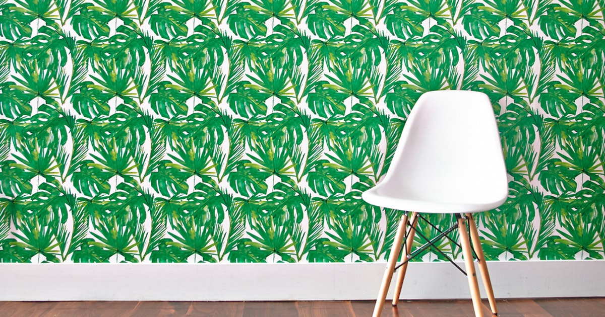 9 Ways To Decorate A Wall Without Painting It