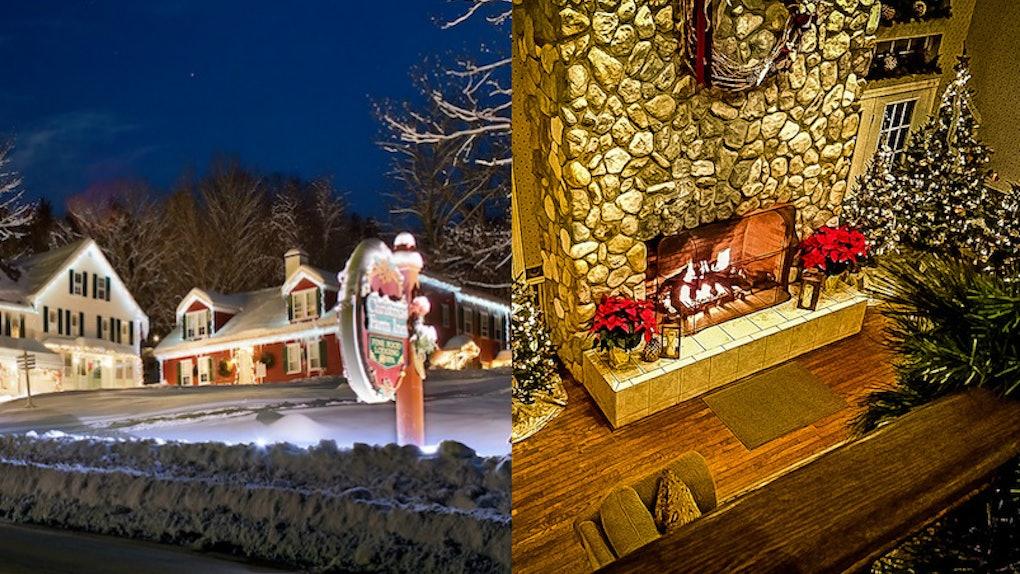 Christmas Farm Inn And Spa.The Christmas Farm Inn Is Festive Lodging That S Available