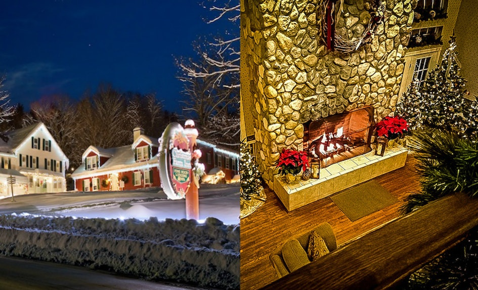 the christmas farm inn is festive lodging thats available all year long - The Christmas Inn