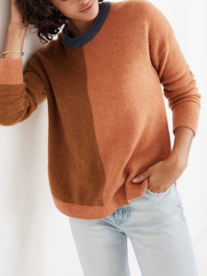 Westlake Colorblock Pullover Sweater