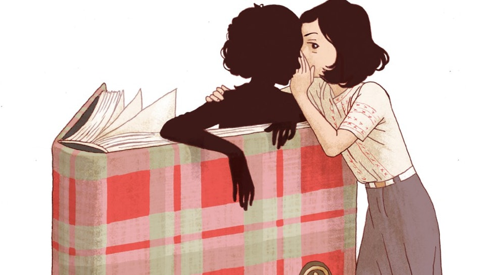 Anne Frank's Diary Just Got A Graphic Adaptation & It's A Stunning