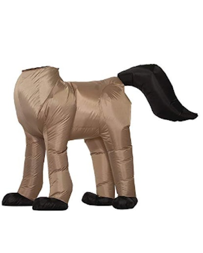 Mythical Creatures Inflatable Centaur Costume