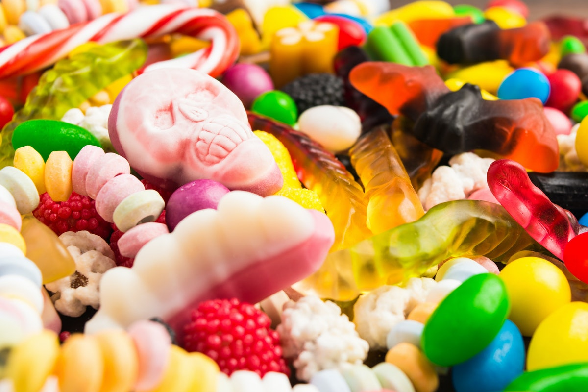 The FDA Banned These Artificial Additives From Its Approved List & It Could Affect Foods Like Candy, Ice Cream, & Soda