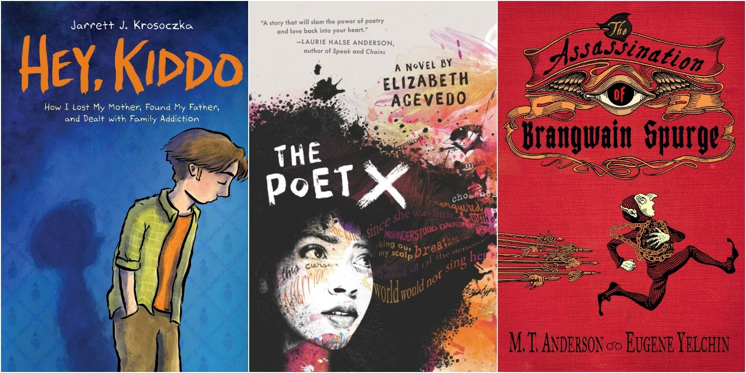 The 2018 National Book Awards Finalists Are Here & You Have