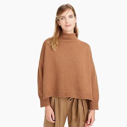 Demylee™ X J.Crew boxy rollneck™ Sweater