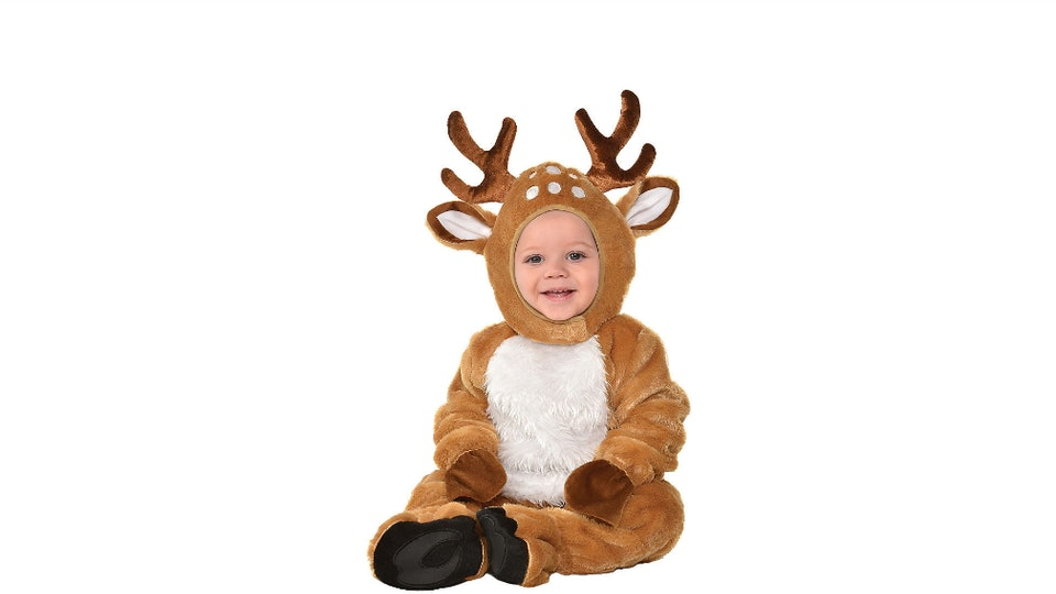 11 Cutest Halloween Costumes For Babies At Party City on