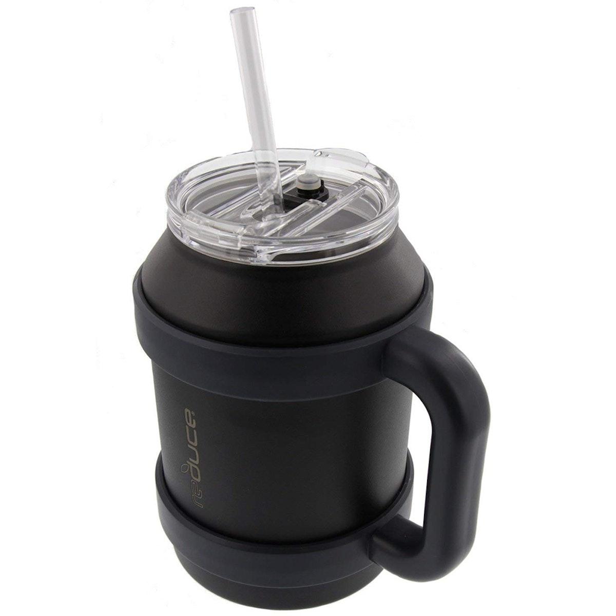 Reduce Stainless Steel Thermal Coffee Mug, 50 oz