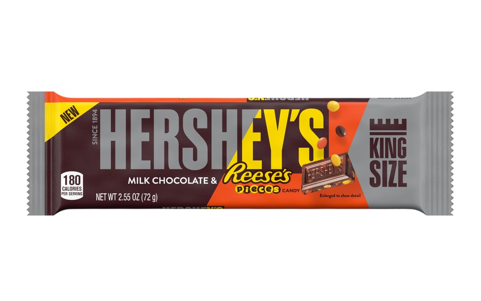 Image result for hershey's reese's pieces bar