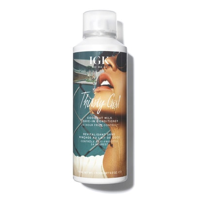 Thirsty Girl Coconut Milk Leave-In Conditioner