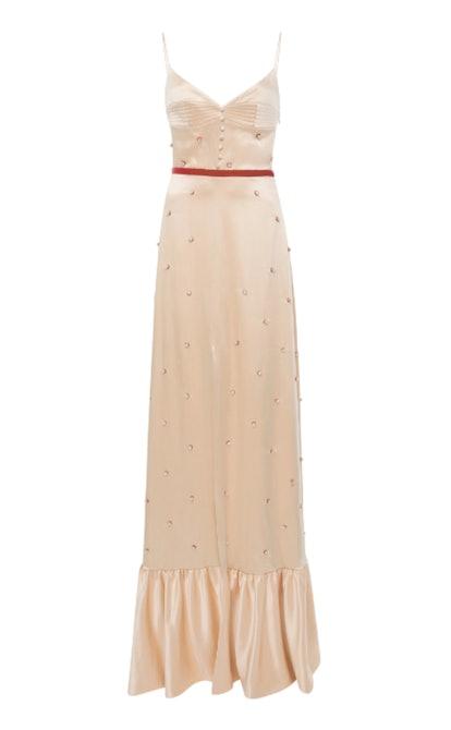 Arabian Song Beaded Gown