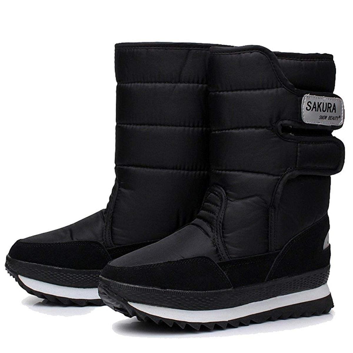 Legend E.C Waterproof Snow Boot