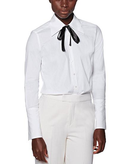 Audrey White Shirt