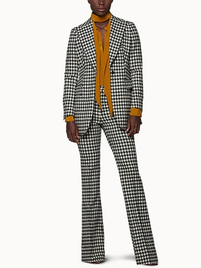 The Houndstooth Suit
