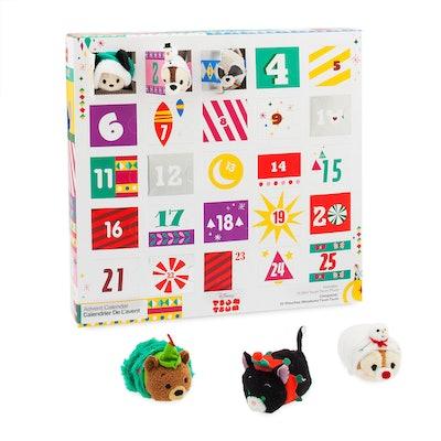 ''Tsum Tsum'' Plush Advent Calendar - Mini