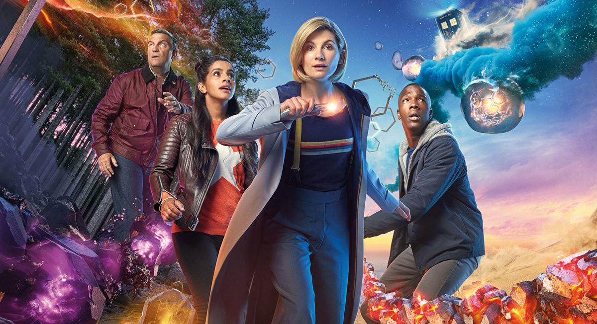 'Doctor Who's Second Episode With Jodie Whittaker Takes On Toxic Masculinity & A Planet Called Desolation