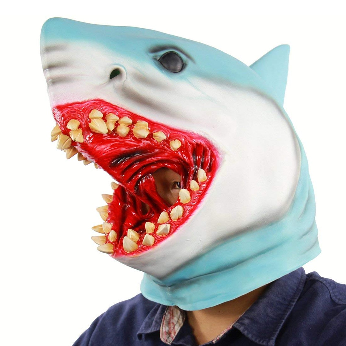 Hophen Halloween Horror Shark Animal