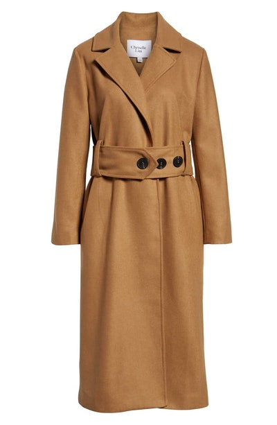 Victoria Belted Coat (Sizes XS - XL)