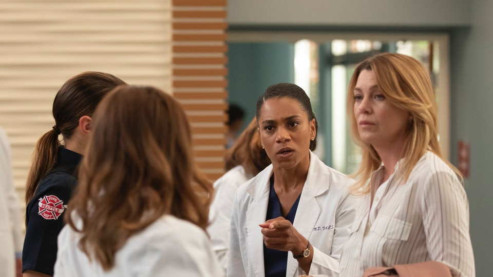 How Long Is The Greys Anatomy Station 19 Crossover Go Ahead