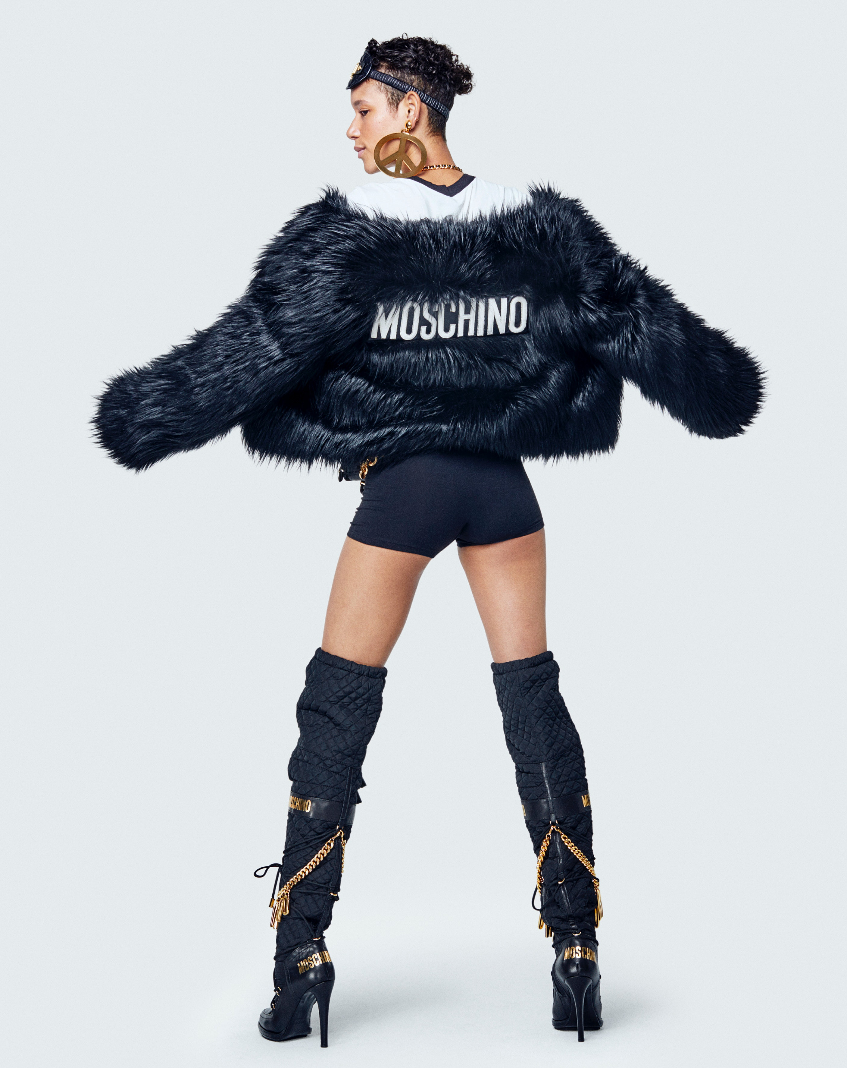 d433d9bc89334 The H M x Moschino Collection Is So Good   You Can Snag Items For Under  30