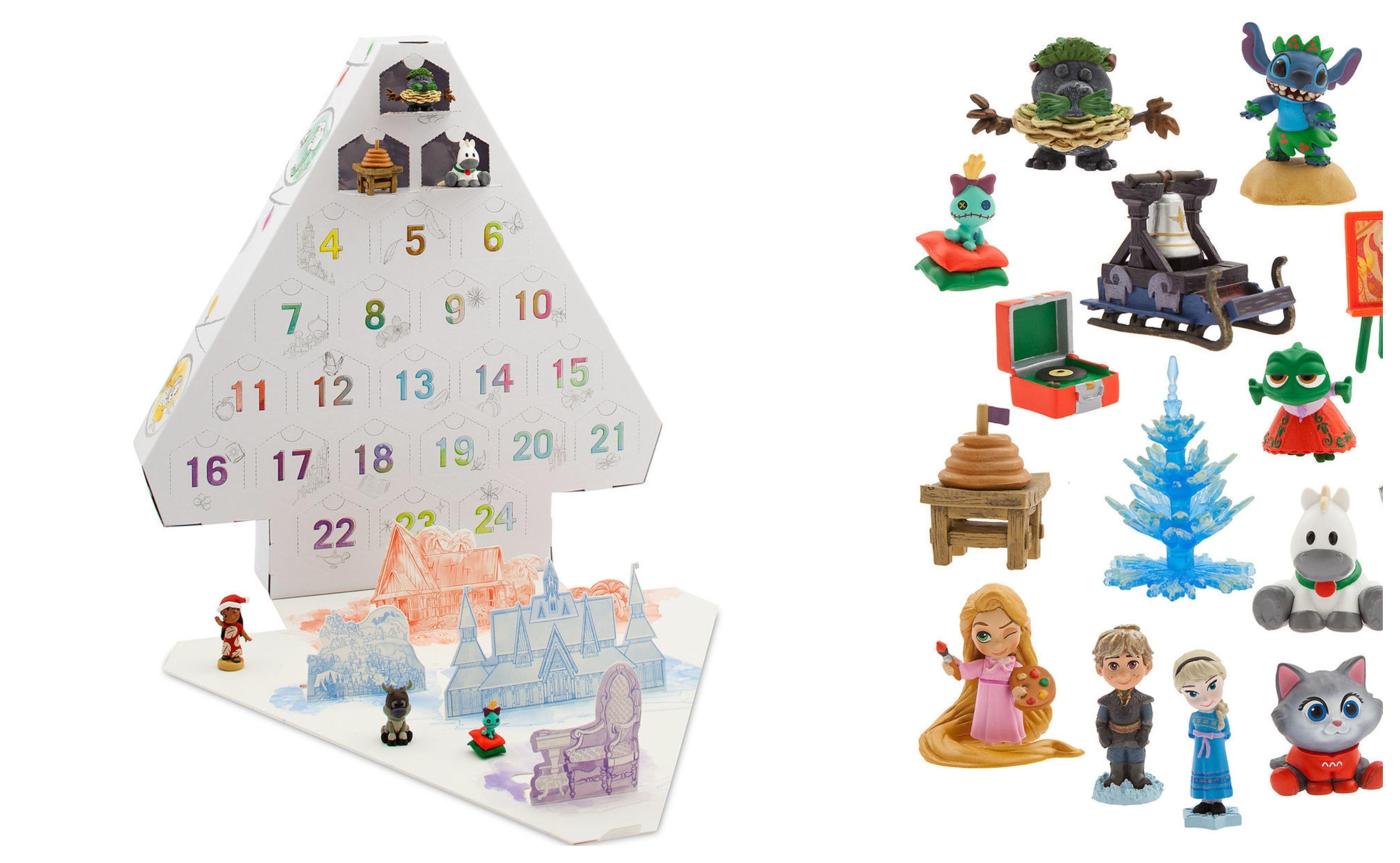 The Disney Animators Collection Littles Advent Calendar Will Fill ...