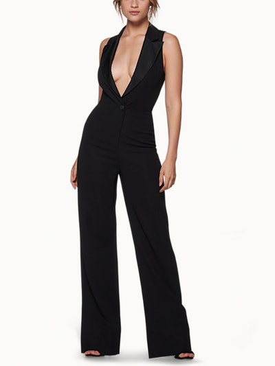 Grace Black Jumpsuit