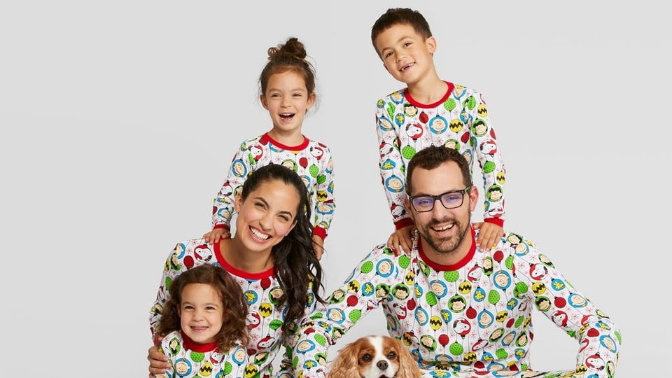 c0a8627d0750 10 Matching Target Family Pajama Sets You Absolutely  Must  Make ...