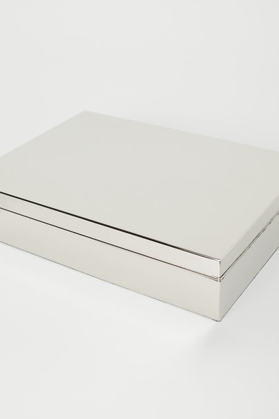 Large Metal Box