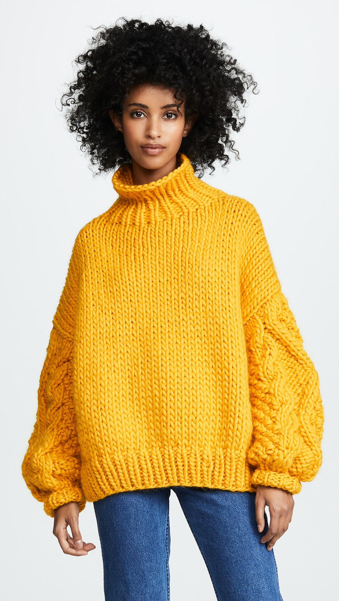 4cd4b8d3 How To Layer Sweaters, As Shown In Three Easy Outfits