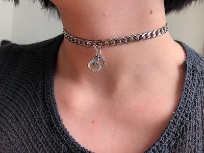 The Cuffed Choker/Necklace