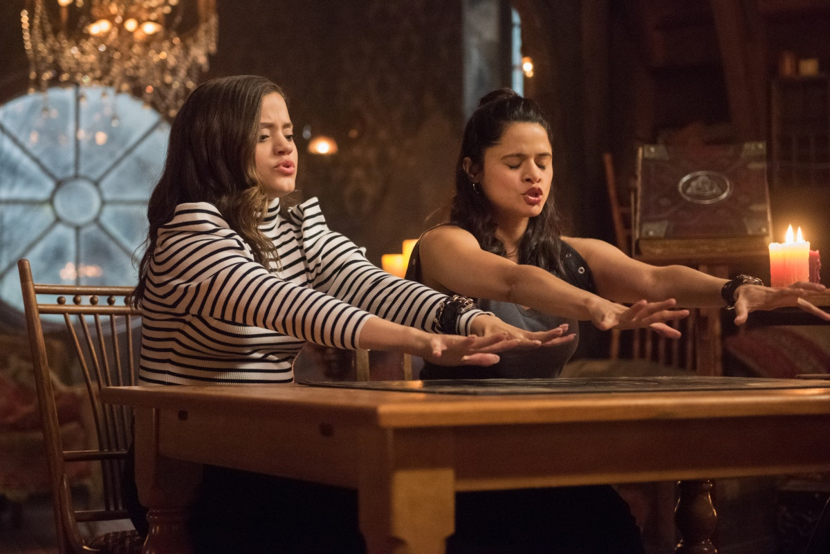 How Is The New 'Charmed' Connected To The Original Series