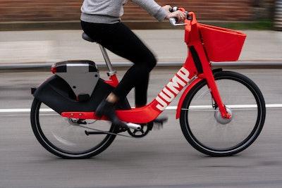 Bike Share Membership (starting at $2/30 mins)