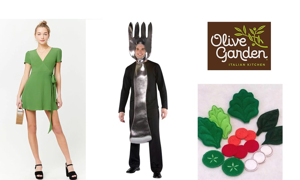 7 Funny Olive Garden Halloween Costume Ideas That Are Almost Better
