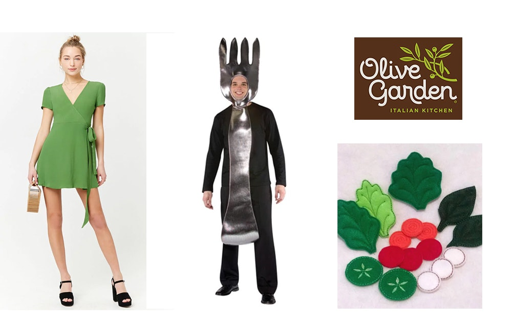 7 Funny Olive Garden Halloween Costume Ideas That Are Almost ...