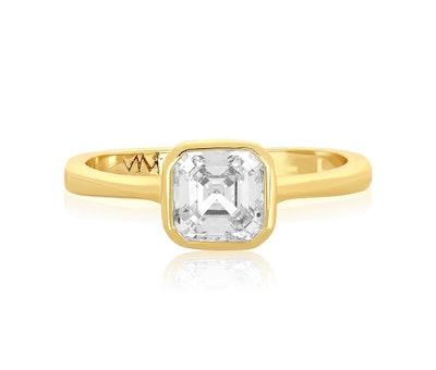 Melinda Maria Duchess Gold Ring