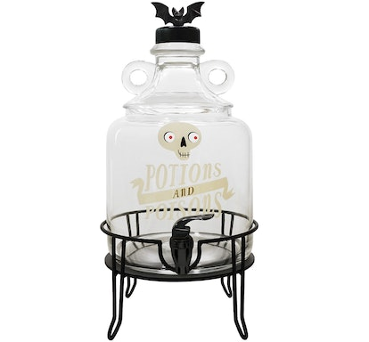 Halloween Potions & Poison Drink Dispenser Hyde and Eek! Boutique