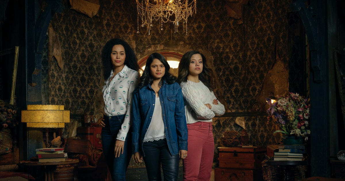 How Is The New Charmed Connected To The Original Series