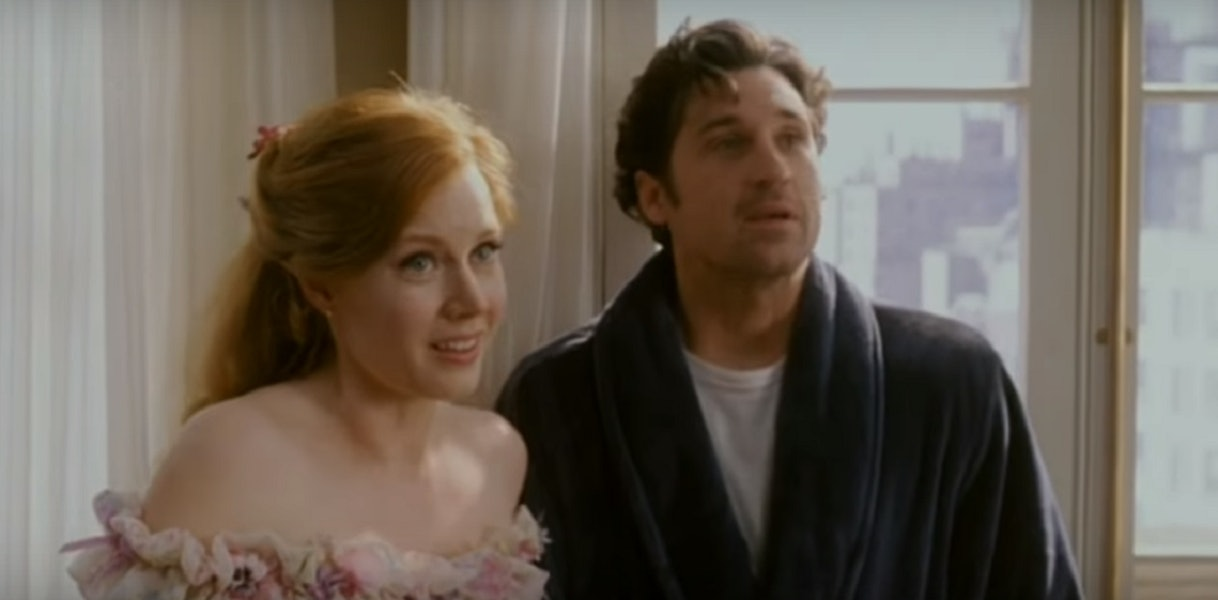 Is Enchanted 2 Happening Patrick Dempsey Weighs In On The Possibility